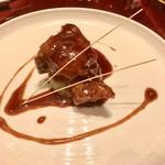 個室中華 頤和園 - 豚スペアリブの黒酢酢豚