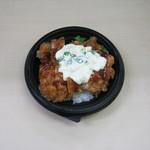 マルエツ プチ - 「タルタルチキン南蛮丼」です。