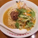 9082302 - 【2011/8 】冷やし坦々麺
