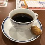 レストランイペア - コーヒーと小菓子