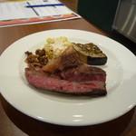 レストランイペア - 高砂牛ステーキ