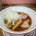 中華そば 壇 - 料理写真:1 煮干しあっさり[¥750]
