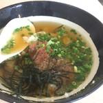 串カツ田中 - 出汁茶漬け