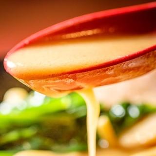 濃厚で旨い!町田商店のスープ