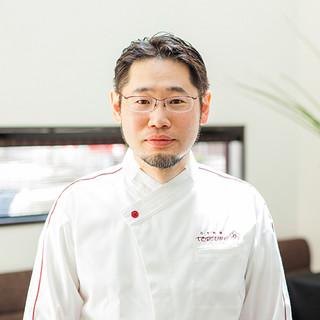 田代晃司氏(タシロコウジ)─地場食材で紡ぐ、次世代の日本料理