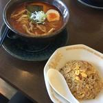 麺処田ぶし -