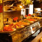 東京イタリア酒場P - イタリア風家庭料理