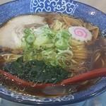 燕食堂 - 極み中華そば しょうゆ 650円