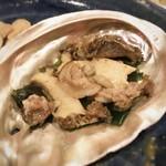 シャカ - 焼いたアワビ