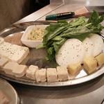 シャカ - 前菜たち
