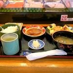 味処あづま - 料理写真:日替わりランチ