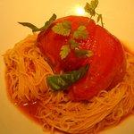 ルパン - まるごとトマトの冷製カッペリーニ