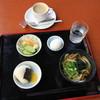 産直レストラン&ショップ 太陽の味 - 料理写真:かけうどんセット 500円