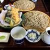蕎麦切り 稲おか - 料理写真:私の天せいろは200円アップの1400円に