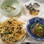 釣魚台膳 - 料理写真: