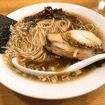 すずめ食堂 - 料理写真:中華そば 750円