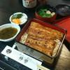 仲勢うなぎ料理 - 料理写真:竹重・肝吸い