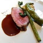レストラン・カワサキ - 岡村牛のシンタマのロースト