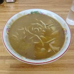 大黒亭 - 料理写真:カレー中華(ラーメン)630円
