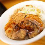 札幌らーめん Tunatori - ミニチャーシュ丼