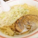 札幌らーめん Tunatori - しお