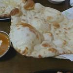 インド料理 ナンハウス - 料理写真:ランチスペシャルタンドリーセット