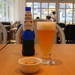 トースティーズ - クローネンブルグホワイトビール