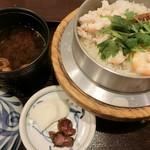 志津香 - 料理写真:奈良七種釜めし