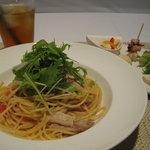 カフェレストラン縁 - 料理写真:ランチパスタセット
