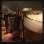 新宿かっぱ - 4度目の乾杯!