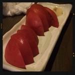 新宿かっぱ - 冷しトマト