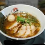 らーめん 鶏喰 - 料理写真: