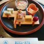 富士ビューホテル - 料理写真:
