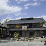甲州ほうとう 完熟屋 - 先日、西沢渓谷に遊びに行った際の帰りに「甲州ほうとう完熟屋」へ。