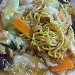 中華レストラン 吉 - 麺。