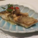 洋食 Matsushita - 5000円コース(税込み)鯛のポワレ