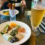 L'ISOLETTA - お皿に盛って、頂きま〜す(^O^)