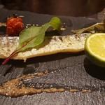 創作イタリアン 丹治 - 魚料理 太刀魚