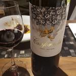 創作イタリアン 丹治 - 赤ワイン