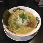 麺屋 ぜん - 料理写真:塩梅ラーメン