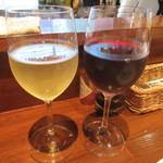 十ちゃんの台所 - グラスワイン 各500円
