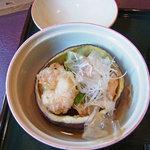 kanazawasekitei - 最後の皿はてんぷら。これが絶品でした