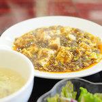 中国四川料理 あらき - 料理写真:麻婆豆腐