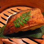 一の屋 - 鰻蒸寿司
