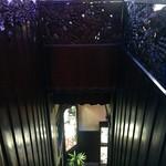 ソワレ - 階段