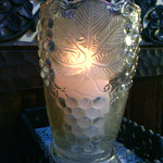 ソワレ - ぶどうのガラスのやつ