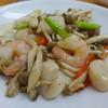 Mampuku - 料理写真:海鮮、プリップリ!