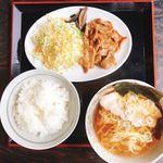 Ramenfutaba - 焼肉定食