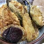 豊野丼 - はぜとめごちとお野菜と