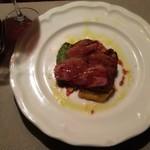 オステリア カッパ - メインのお肉